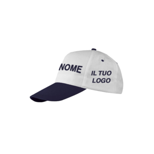 Cappellino Squadra modello baseball