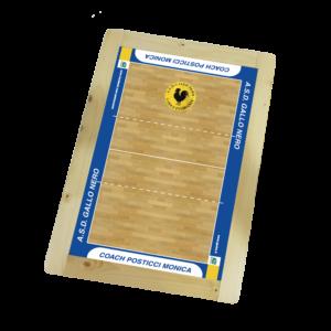 Lavagnetta Magnetica e Scrivibile Volley